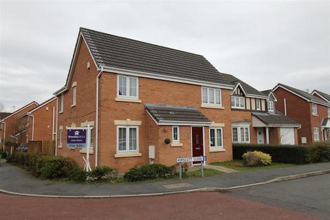 4 bedroom detached house for sale - Kerscott Close, Ince, Wigan
