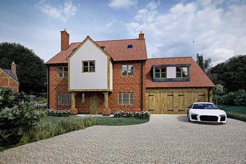 6 bedroom detached house for sale - London Road, Old Mill Close, Great Glen