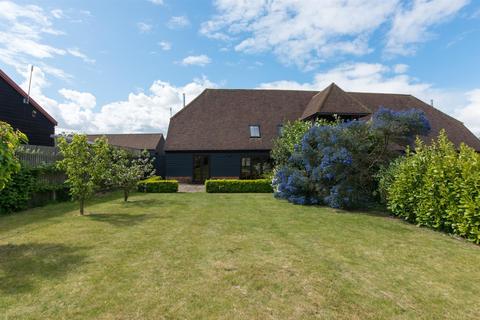 3 bedroom barn conversion for sale - Potten Street Road, St. Nicholas At Wade, Birchington
