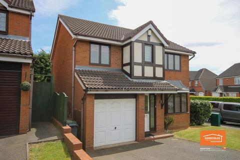4 bedroom detached house for sale - Marlpool Drive, Pelsall, Walsall