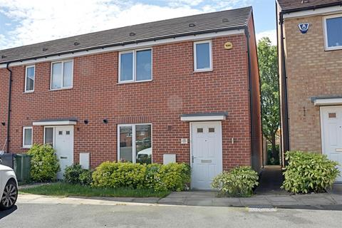 3 bedroom end of terrace house for sale - Lakelot Close, Willenhall