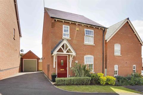 3 bedroom detached house for sale - Widdington Close, Arnold, Nottinghamshire, NG5 8TZ