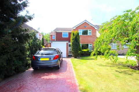 4 bedroom detached house for sale - Park View, Western Park