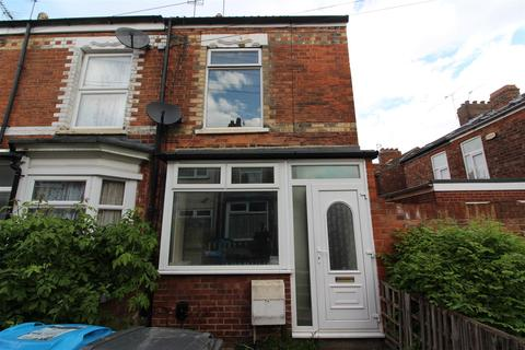 2 bedroom end of terrace house for sale - Brentwood Avenue, Hull