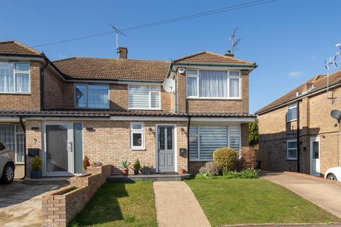 3 bedroom semi-detached house for sale - Goldstone Crescent, Dunstable, Bedfordshire