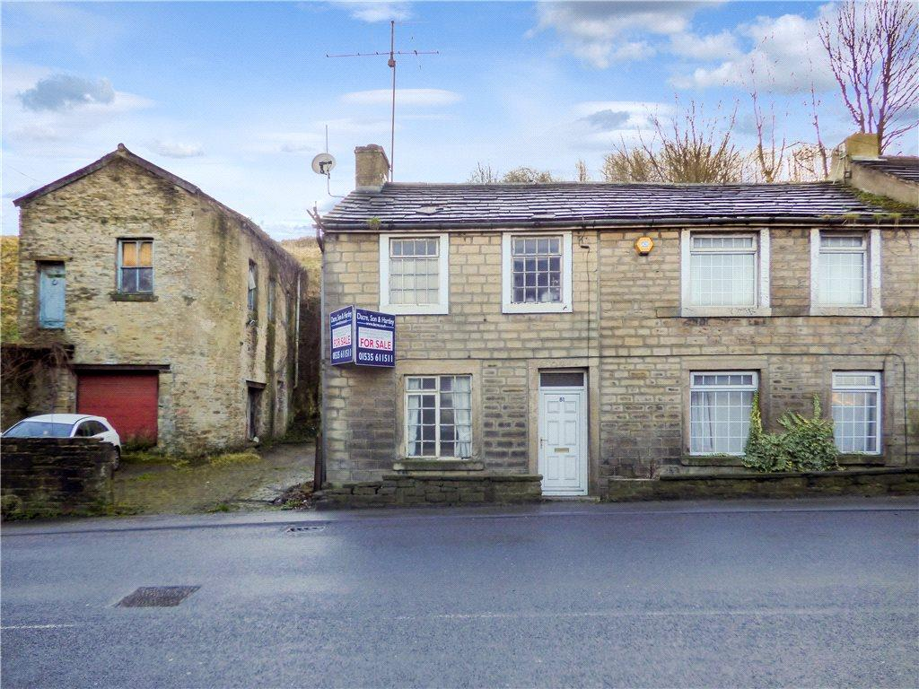 3 Bedrooms Unique Property for sale in Wesley Place, Halifax Road, Keighley, West Yorkshire