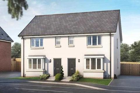 3 bedroom semi-detached house for sale - The Buchanan, Ravenscraig, Plot 110, The Castings, Meadowhead Road, Ravenscraig, Wishaw