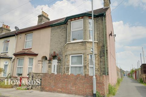 3 bedroom end of terrace house for sale - John Street, Lowestoft