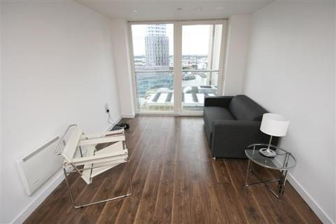 2 bedroom apartment to rent - Pink Media City UK M50