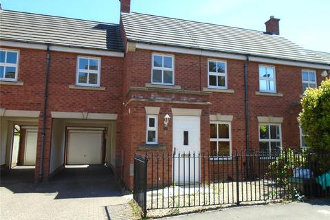 3 bedroom terraced house to rent - Wright Way, Stoke Park, Bristol, BS16
