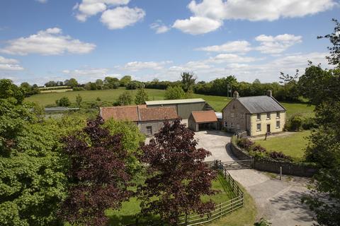 4 bedroom farm house for sale - Thrupe Lane, Masbury, Wells, Somerset, BA5
