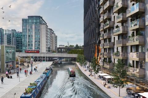1 bedroom apartment to rent - Canalside Walk, Paddington