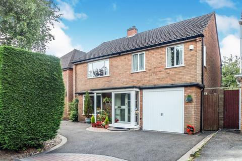 4 bedroom detached house for sale - Treeford Close, Solihull, B91