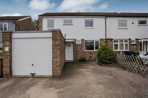 4 bedroom end of terrace house to rent - Risby , Bretton, Peterborough, Cambridgeshire. PE3 8QR