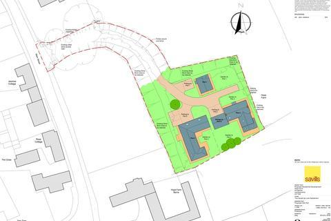 Plot for sale - Hope Farm, Main Street, Hungarton, Leicester, LE7