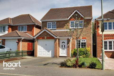 3 bedroom detached house for sale - Claudius Grove, Ashford