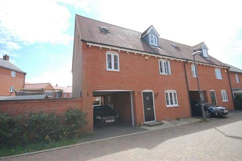 3 bedroom semi-detached house for sale - Charles Pym Road, Aylesbury, Buckinghamshire