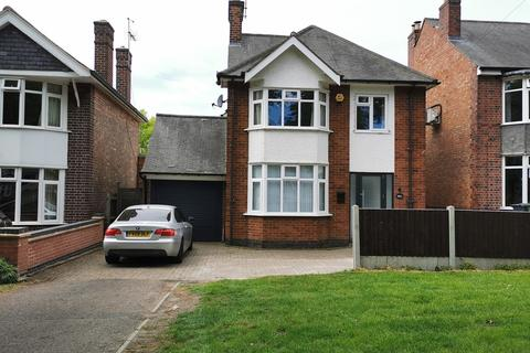 3 bedroom detached house for sale - Welford Road, Knighton, Leicester