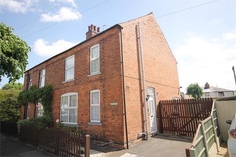 3 bedroom semi-detached house for sale - Lawrence Street, Newark, Nottinhamshire. NG24 1NE