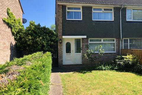 3 bedroom end of terrace house to rent - Kingston Park