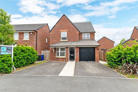 3 bedroom detached house for sale - Oklahoma Boulevard, Great Sankey, Warrington