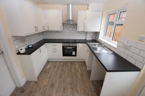 2 bedroom terraced house to rent - Harrison Street, Derby DE22 3UU
