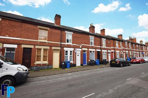 2 bedroom terraced house to rent - King Alfred Street, Derby DE22 3QL