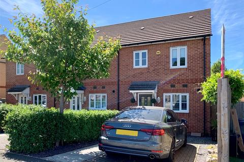 3 bedroom end of terrace house for sale - Desborough Crescent, Rose Hill, Oxford, OX4