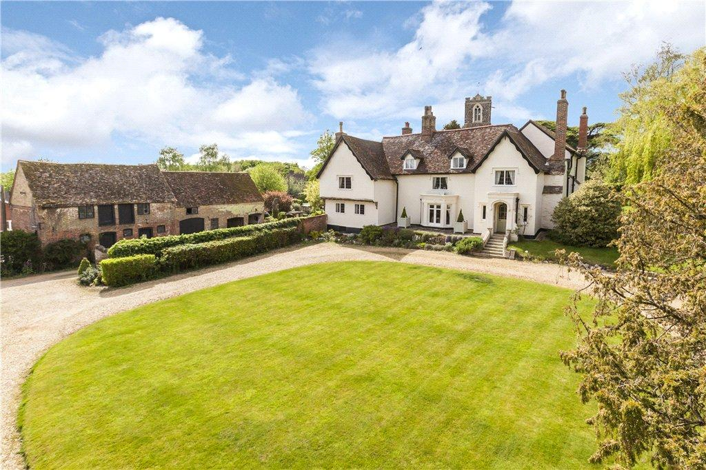 6 Bedrooms Unique Property for sale in Church Road, Sutton, Sandy, Bedfordshire