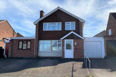 5 bedroom detached house for sale - Brentingby Close, Melton Mowbray