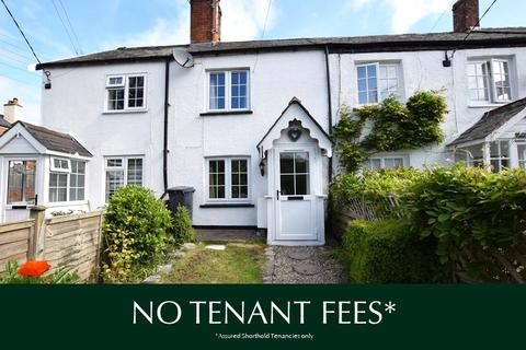 2 bedroom cottage to rent - Longmeadow Road, Lympstone, Exmouth