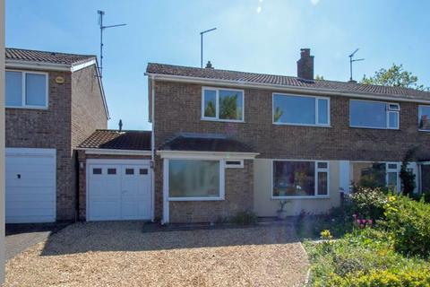3 bedroom semi-detached house to rent - Lindsey Road, Uffington