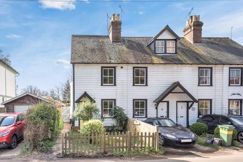 3 bedroom terraced house for sale - Vicarage Road, Yalding Hill
