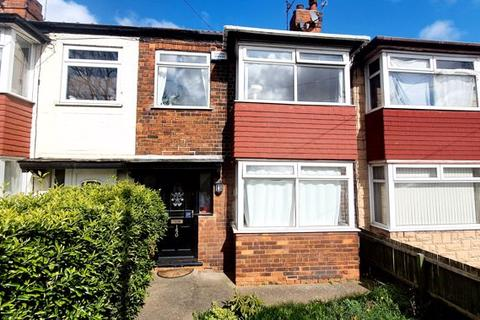 3 bedroom terraced house for sale - Chamberlain Road, Hull