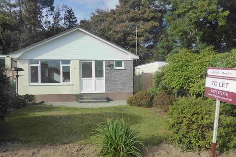 2 bedroom bungalow to rent - Bishops Close, Truro