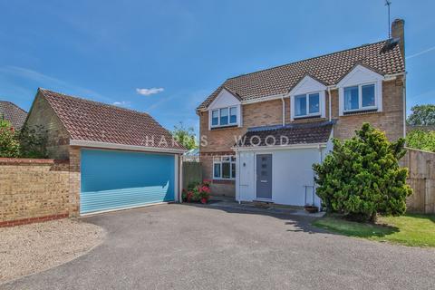 4 bedroom detached house for sale - Jefferson Close, Colchester, CO3