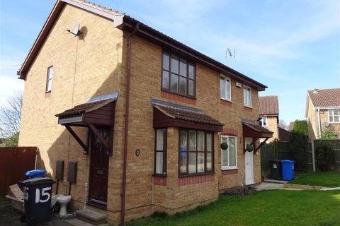 2 bedroom semi-detached house to rent - Opal Close, Oakwood, Derby