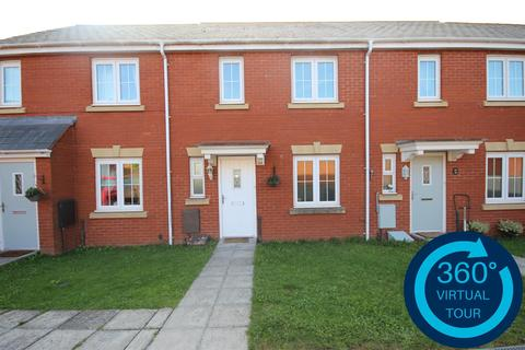3 bedroom terraced house to rent - Culm Grove, Kings Heath, Exeter, Devon