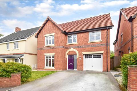 4 bedroom detached house for sale - Elbourne Drive, Scholar Green