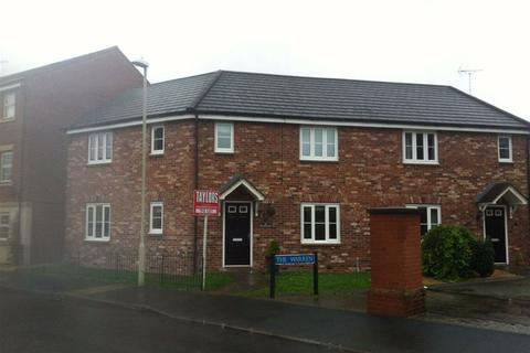 3 bedroom semi-detached house to rent - Streamside