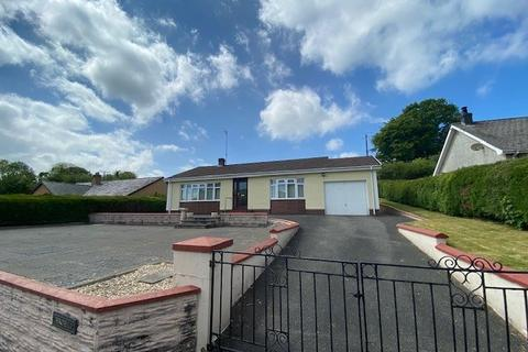3 bedroom detached bungalow for sale - Llwynygroes, Tregaron, SY25