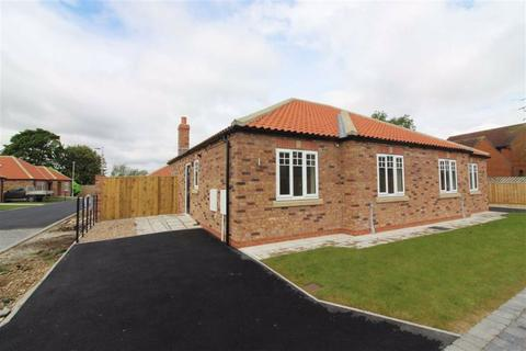 2 bedroom semi-detached bungalow for sale - Sykes Close, Beeford, East Yorkshire
