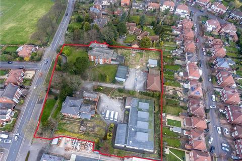 Residential development for sale - The Mount, Carlton Road, Worksop, Nottinghamshire, S81 7HP