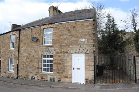 1 bedroom end of terrace house to rent - Butts Crescent, Stanhope, Bishop Auckland, County Durham, DL13
