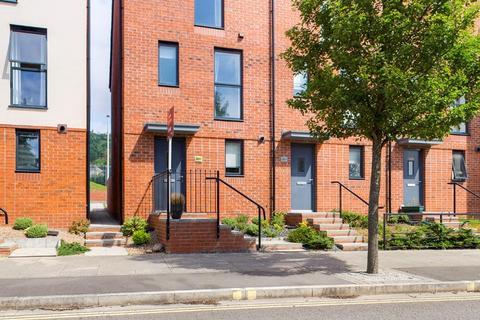 3 bedroom townhouse to rent - Langdon Road, Mariners Walk, Swansea, SA1 8RB