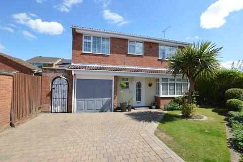 4 bedroom detached house for sale - Grosvenor Close, Glen Parva, Leicester, LE2 9UG