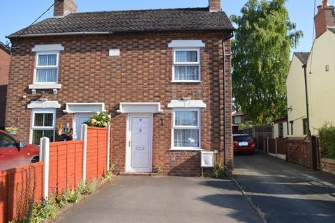 2 bedroom semi-detached house for sale - Longford Turning, Market Drayton TF9