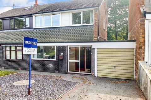 3 bedroom semi-detached house for sale - Greenfield Road, Endon, Staffordshire, ST9 9HL