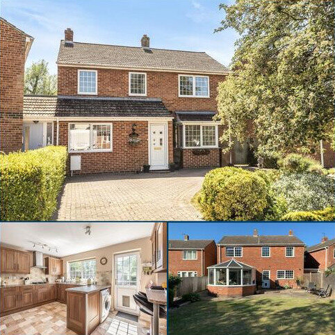 4 bedroom detached house for sale - Chalgrove, Wallingford, OX44