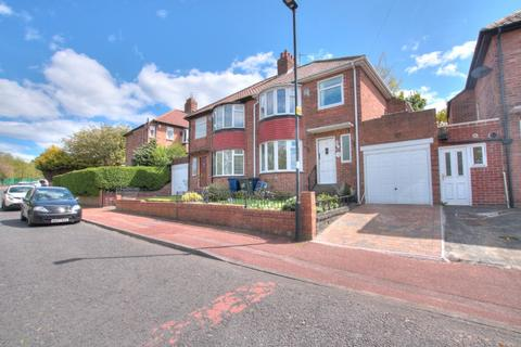 3 bedroom semi-detached house for sale - Benwell HIll Road , Fenham, Newcastle upon Tyne, NE5 2DY